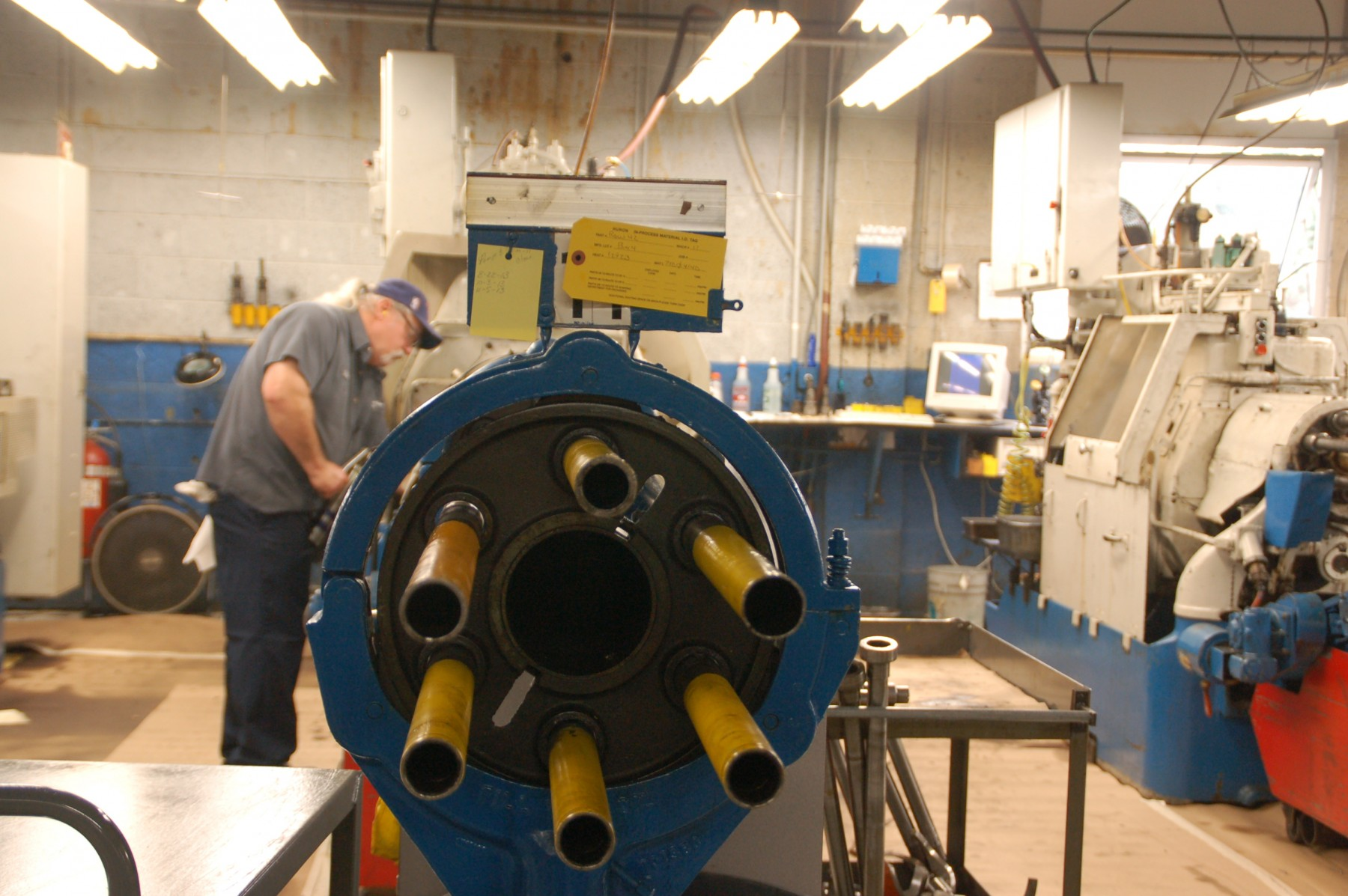 Huron Automatic Screw Company Enables Clients to Meet Busy Year-End Demands