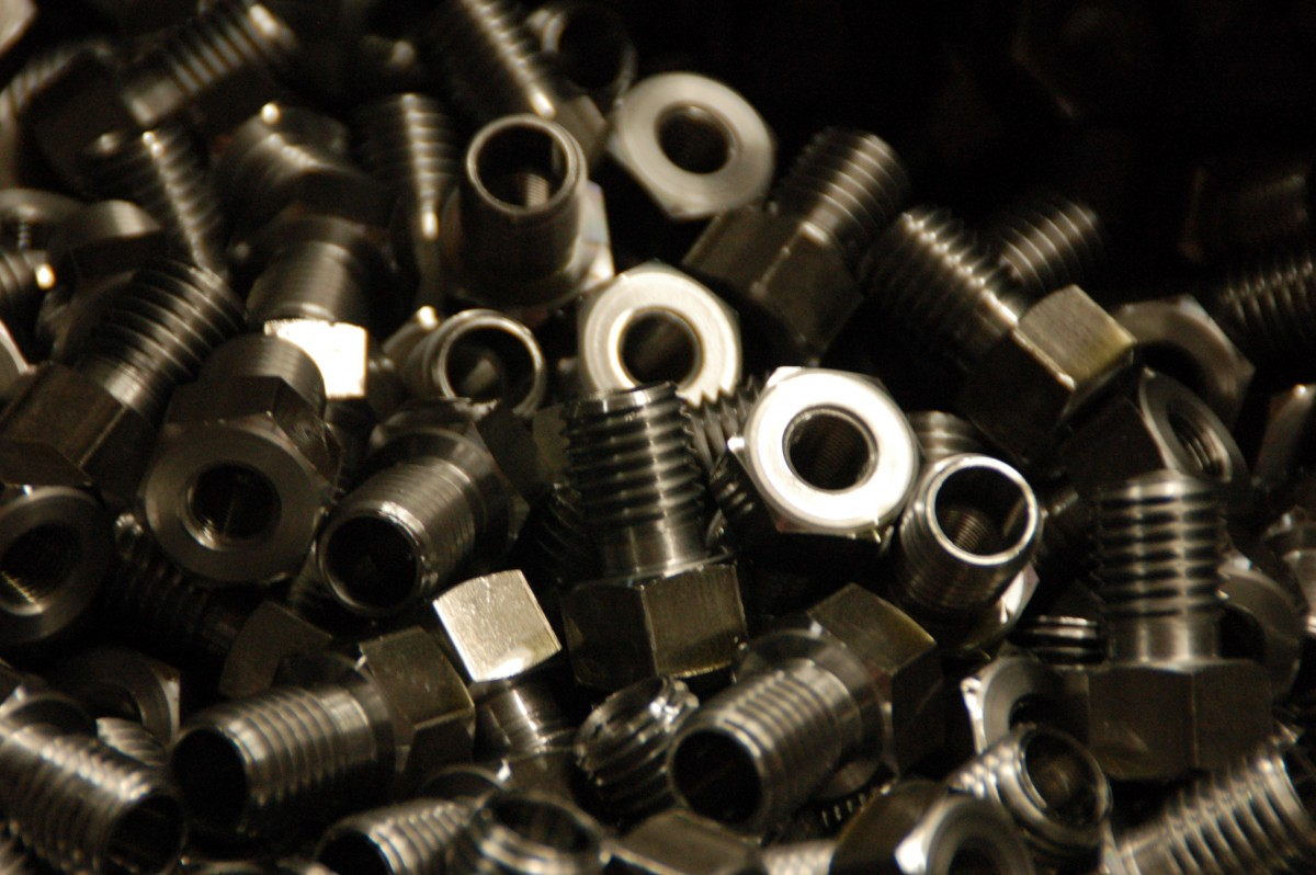 Custom Racing Components from Huron Automatic Screw Company Give Customers Confidence