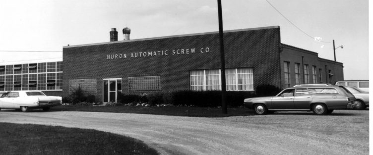Huron Automatic Screw Company Values Perpetual Improvement
