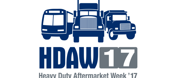 Heavy Duty Aftermarket Week Unifies Industry with the 2017 Theme